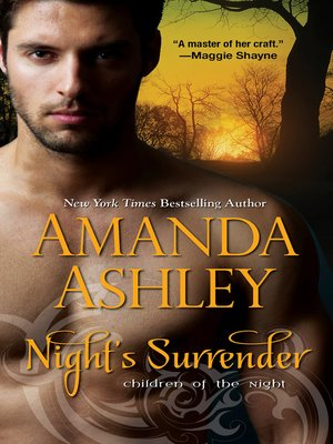 cover image of Night's Surrender