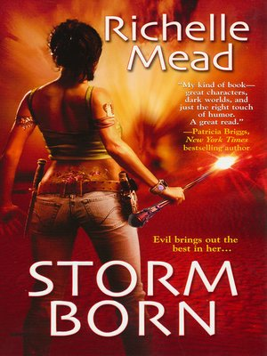 cover image of Storm Born