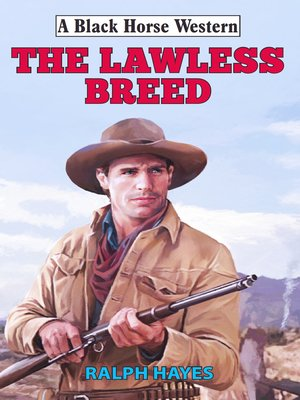 cover image of Lawless Breed