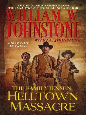 cover image of Helltown Massacre