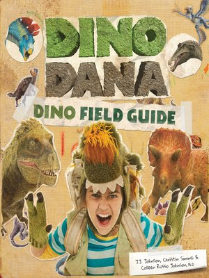 cover image of Dino Field Guide (Dinosaurs for Kids, Fossils, Prehistoric)
