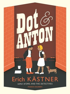 cover image of DOT AND ANTON
