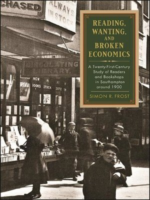 cover image of Reading, Wanting, and Broken Economics