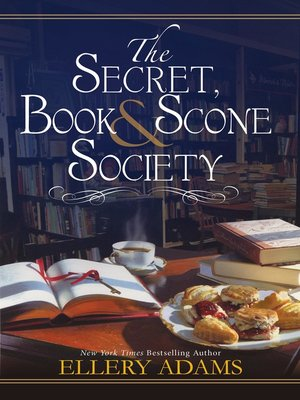 cover image of The Secret, Book & Scone Society