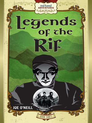 cover image of Legends of the Rif