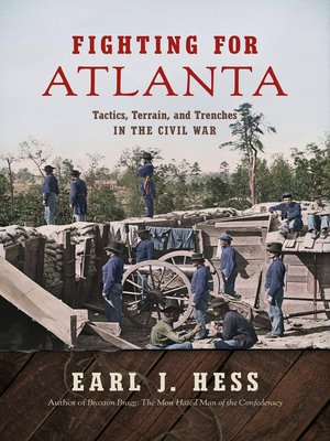 cover image of Fighting for Atlanta