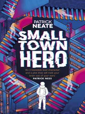 cover image of Small Town Hero