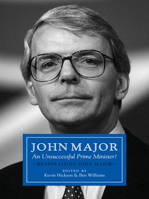 cover image of John Major