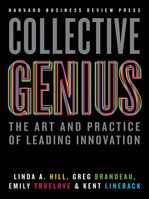 cover image of Collective Genius