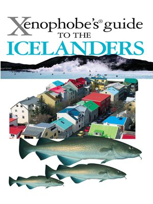 cover image of The Xenophobe's Guide to the Icelanders