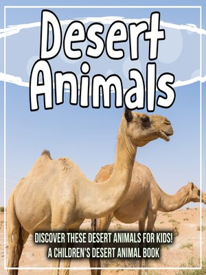 cover image of Desert Animals