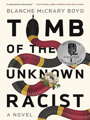 cover image of Tomb of the Unknown Racist