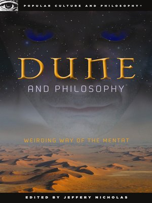 cover image of Dune and Philosophy
