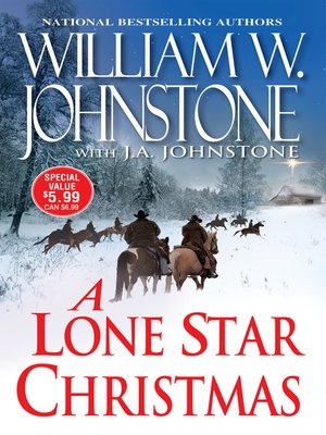 cover image of A Lone Star Christmas