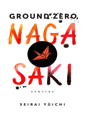 cover image of Ground Zero, Nagasaki