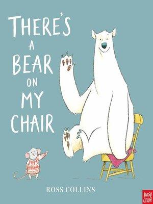 cover image of There's a Bear on my Chair