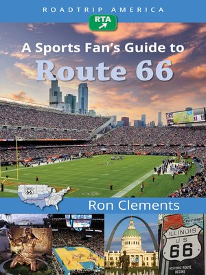 cover image of RoadTrip America a Sports Fan's Guide to Route 66