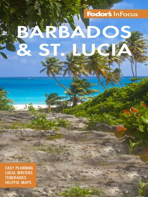 cover image of Fodor's InFocus Barbados & St Lucia