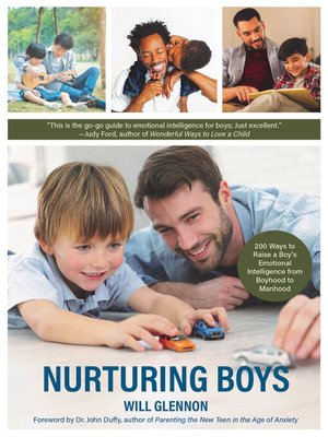 cover image of Nurturing Boys