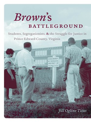 cover image of Brown's Battleground