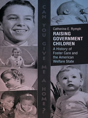 cover image of Raising Government Children