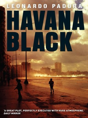 cover image of Havana Black