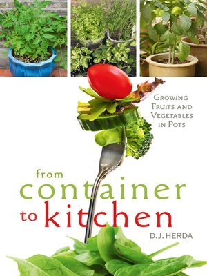 cover image of From Container to Kitchen