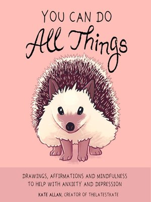 cover image of You Can Do All Things