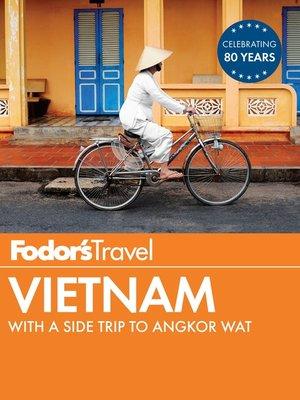 cover image of Fodor's Vietnam