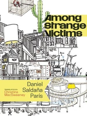 cover image of Among Strange Victims