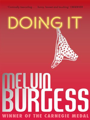cover image of Doing It