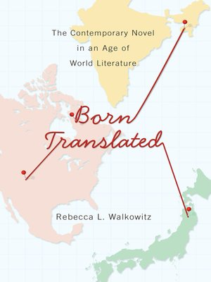 cover image of Born Translated