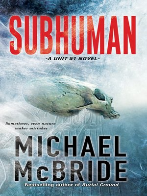 cover image of Subhuman