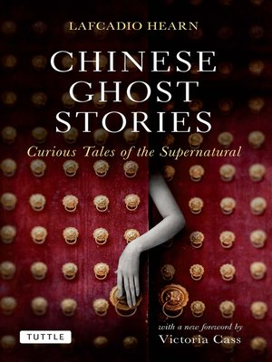 cover image of Chinese Ghost Stories