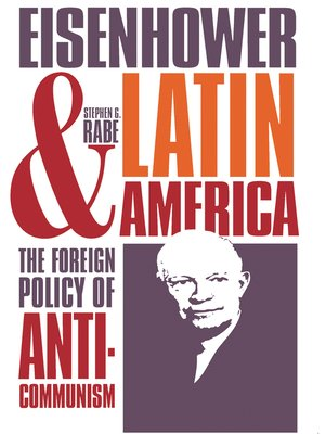 cover image of Eisenhower and Latin America