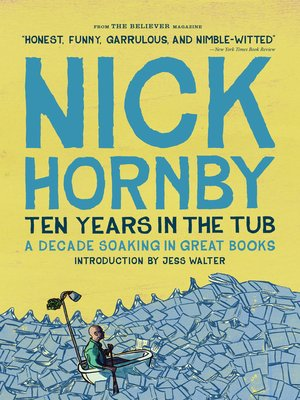 cover image of Ten Years in the Tub