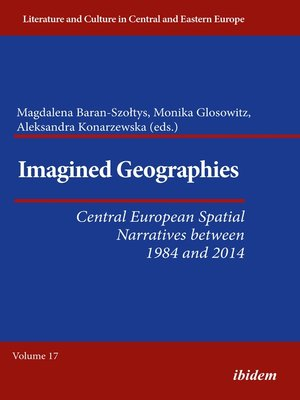 cover image of Imagined Geographies