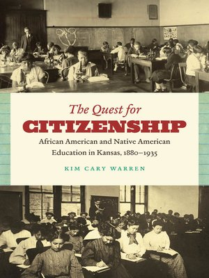 cover image of The Quest for Citizenship