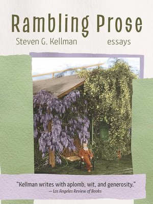 cover image of Rambling Prose