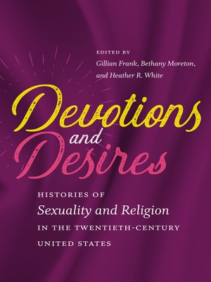 cover image of Devotions and Desires