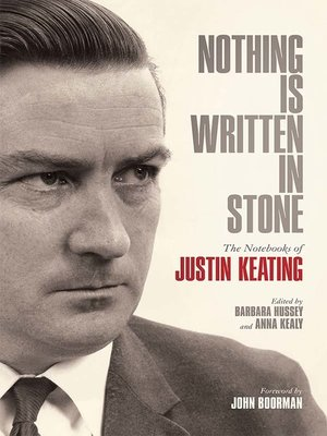 cover image of Nothing is Written in Stone