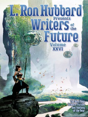 cover image of Writers of the Future, Volume 26
