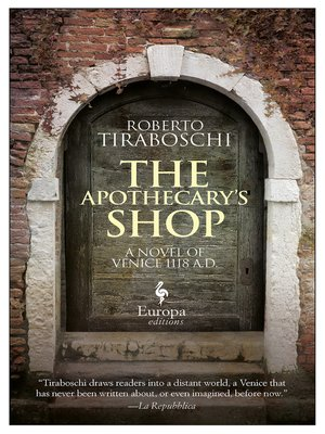 cover image of The Apothecary's Shop