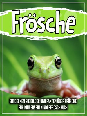 cover image of Frösche
