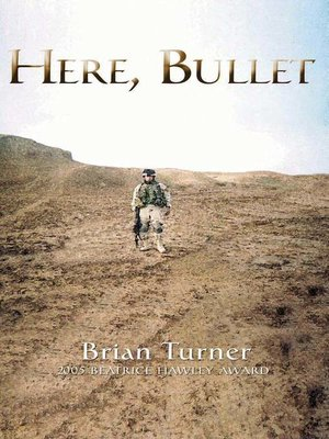cover image of Here, Bullet
