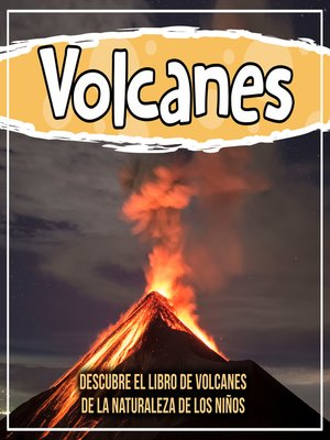cover image of Volcanes
