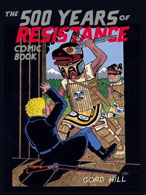cover image of The 500 Years of Resistance Comic Book