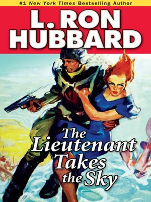 cover image of The Lieutenant Takes the Sky