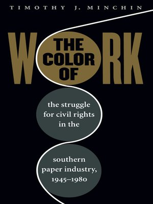 cover image of The Color of Work