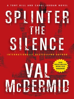 cover image of Splinter the Silence